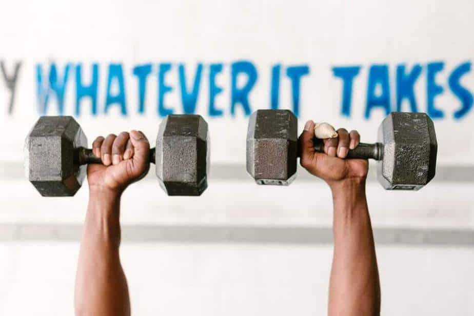Running with weights benefits