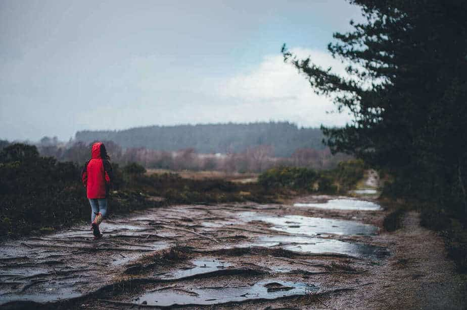 What To Wear When Running In The Rain