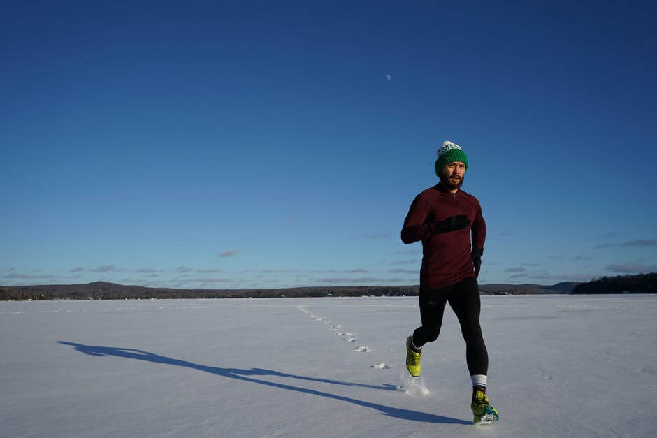 What to Wear When Running in the Snow